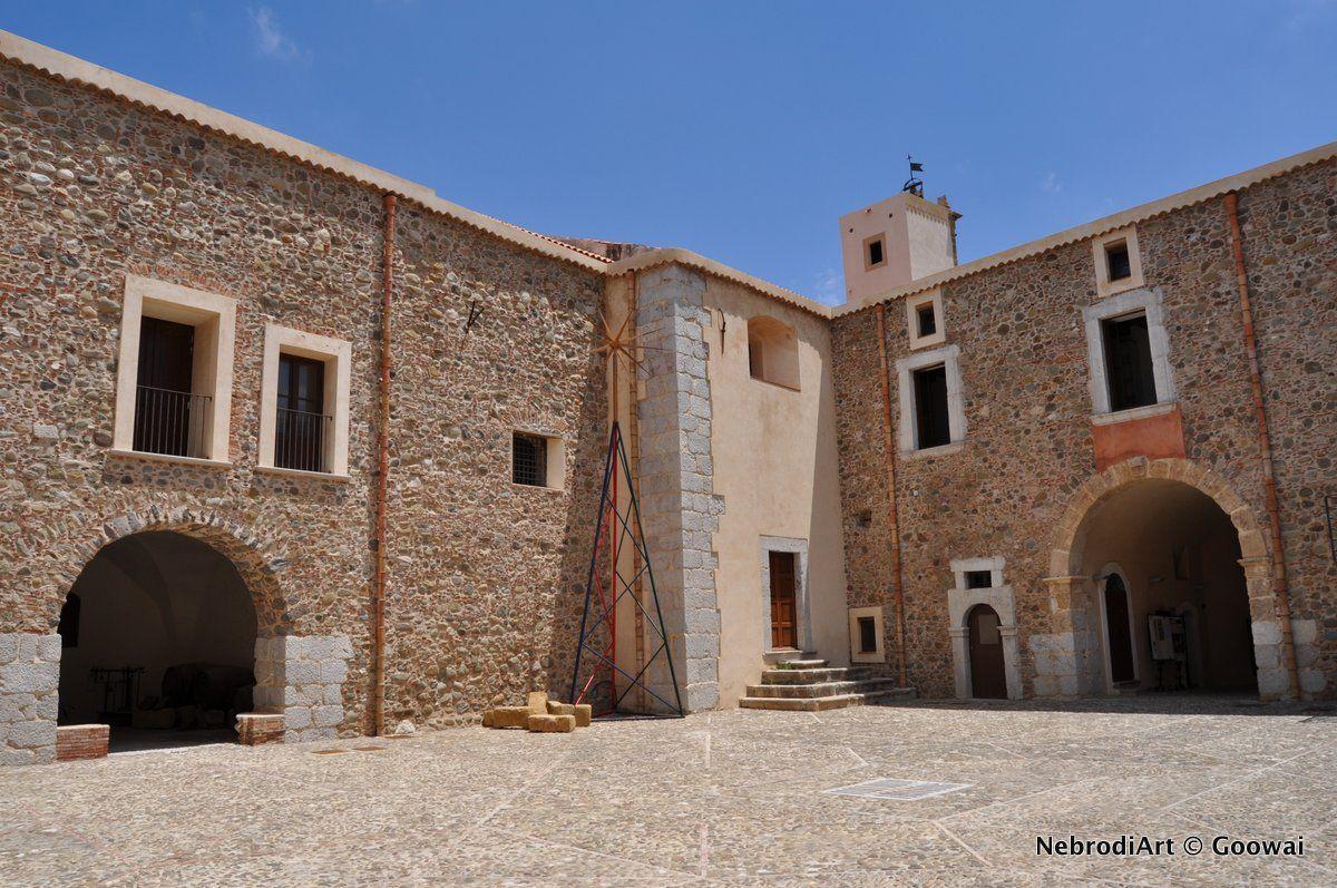 Castello Gallego Sant'Agata di Militello