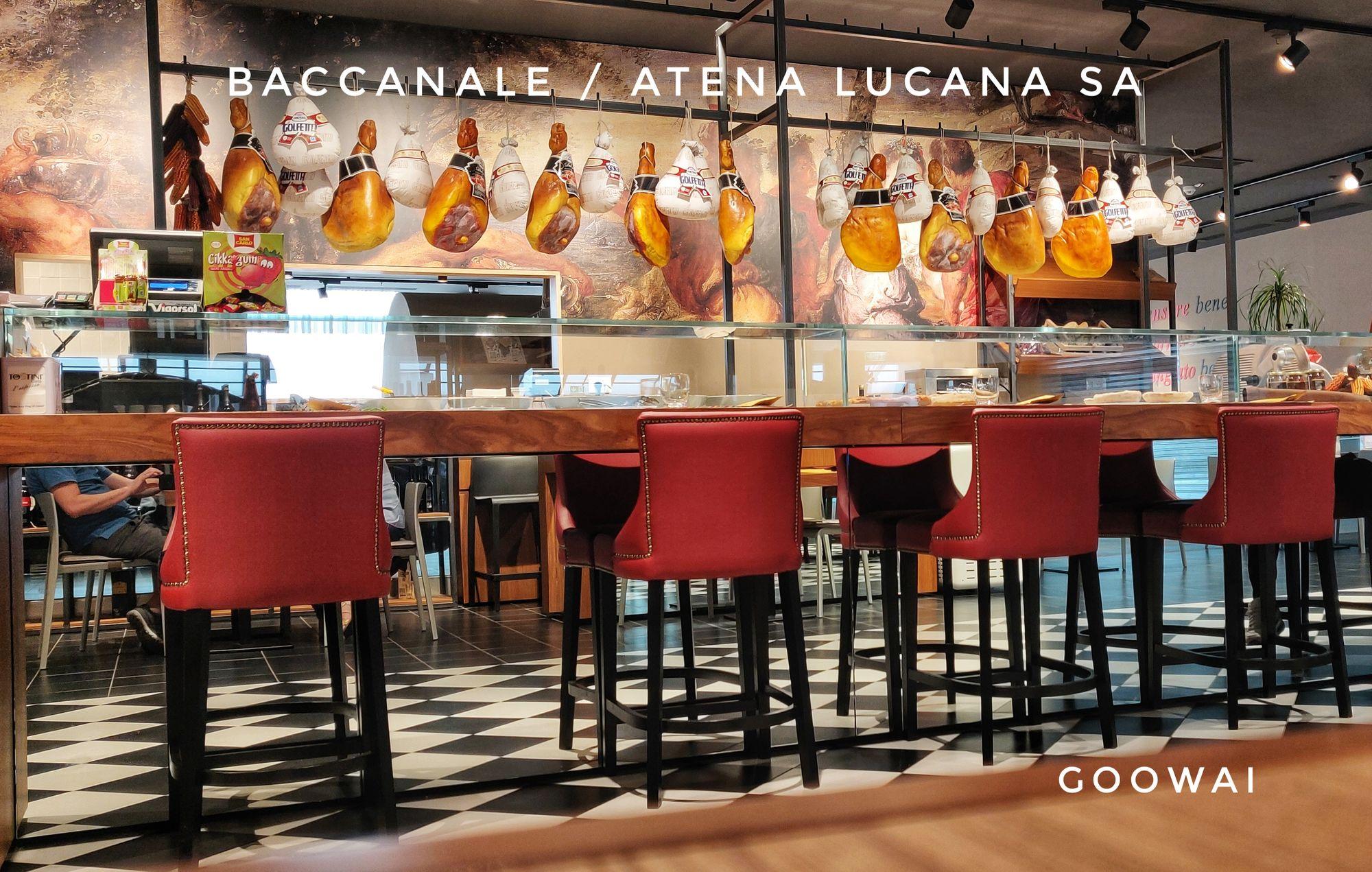 Ristorante Baccanale ad Atena Lucana Salerno